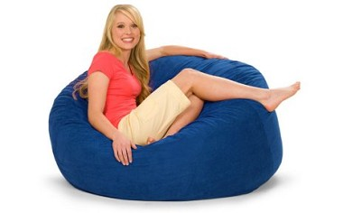 4' CuddleBag Round - Cover Only