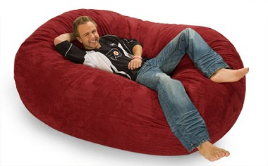 6' CuddleBag Lounger