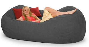 7.5' CuddleBag Lounger - Cover Only